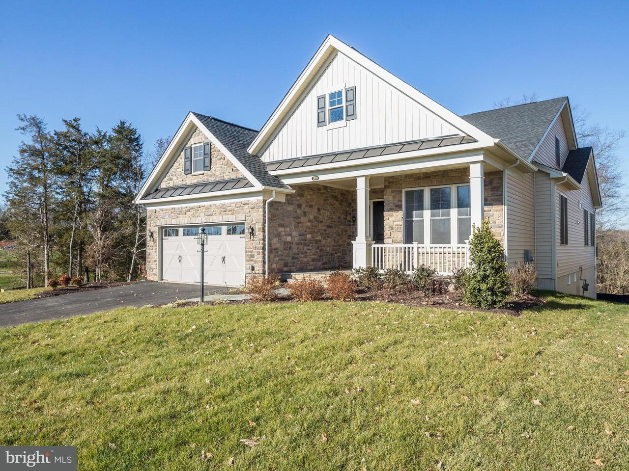 Single Family Home for Sale at 13828 LONG RIDGE Drive 13828 LONG RIDGE Drive Gainesville, Virginia 20155 United States