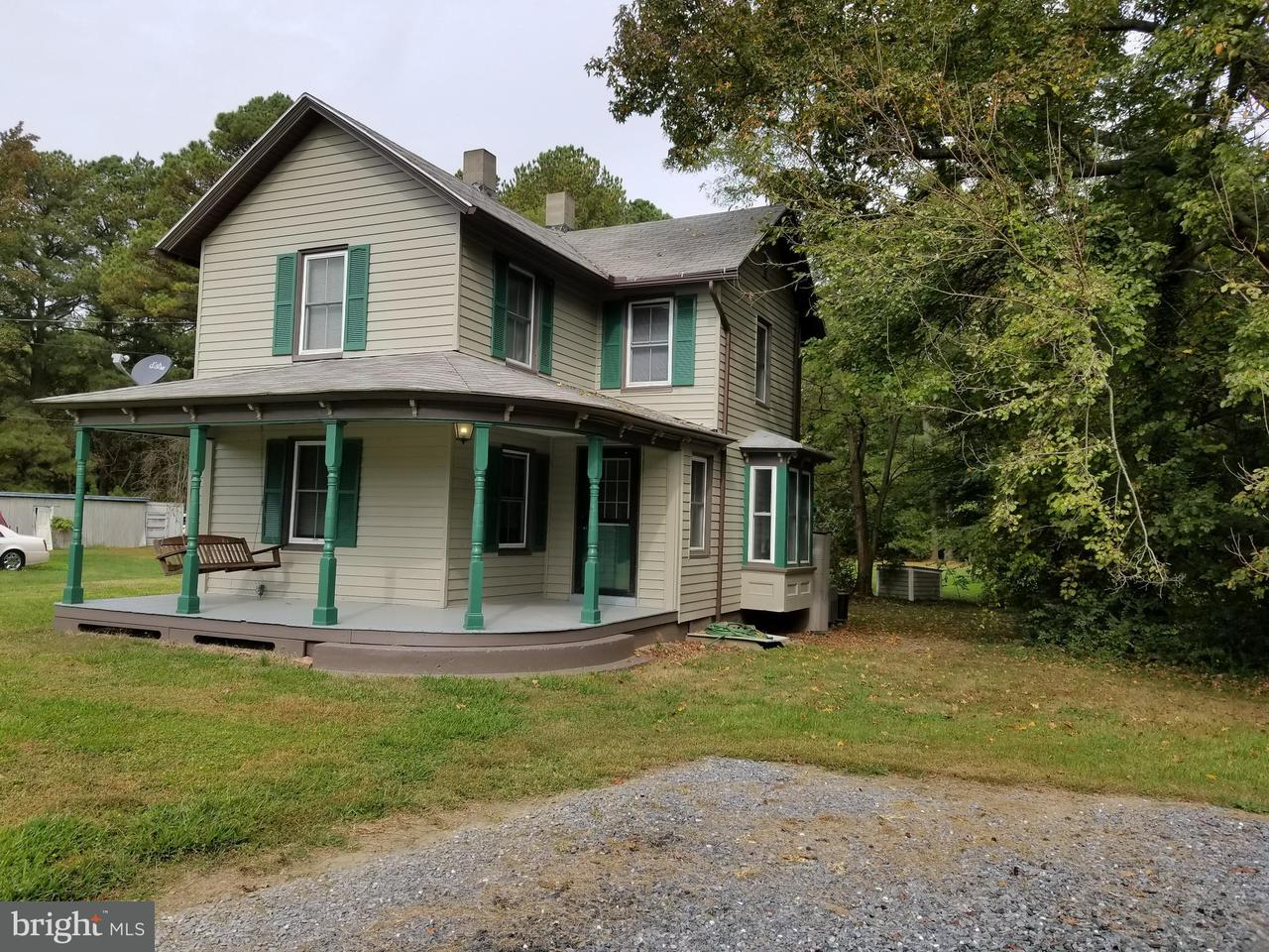 Single Family for Sale at 9710 Tilghman Island Rd McDaniel, Maryland 21647 United States