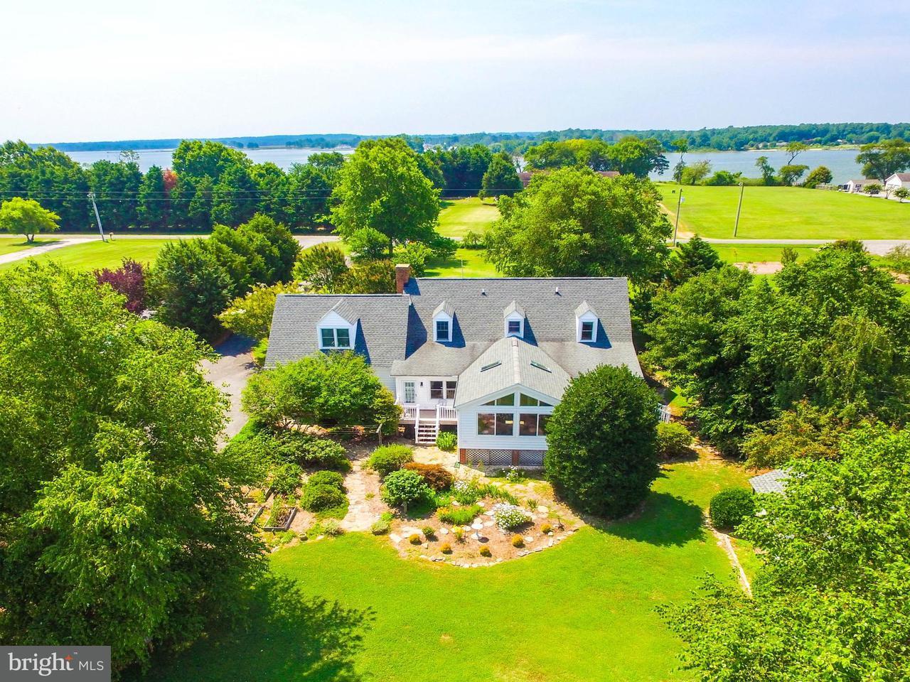Einfamilienhaus für Verkauf beim 1509 COWART Road 1509 COWART Road Lottsburg, Virginia 22511 Vereinigte Staaten