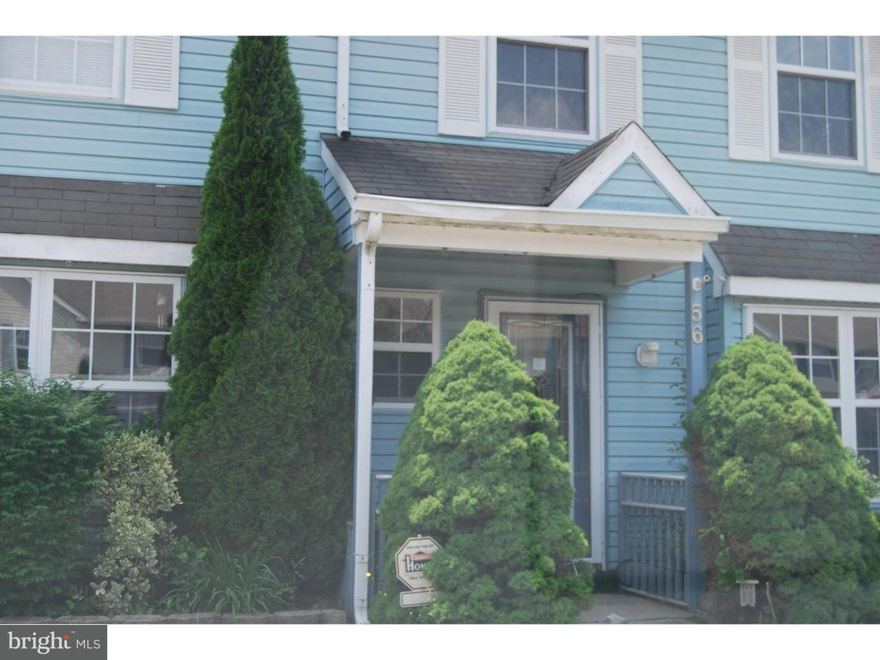Townhouse for Rent at 56 GRANT Lane Pine Hill, New Jersey 08009 United States