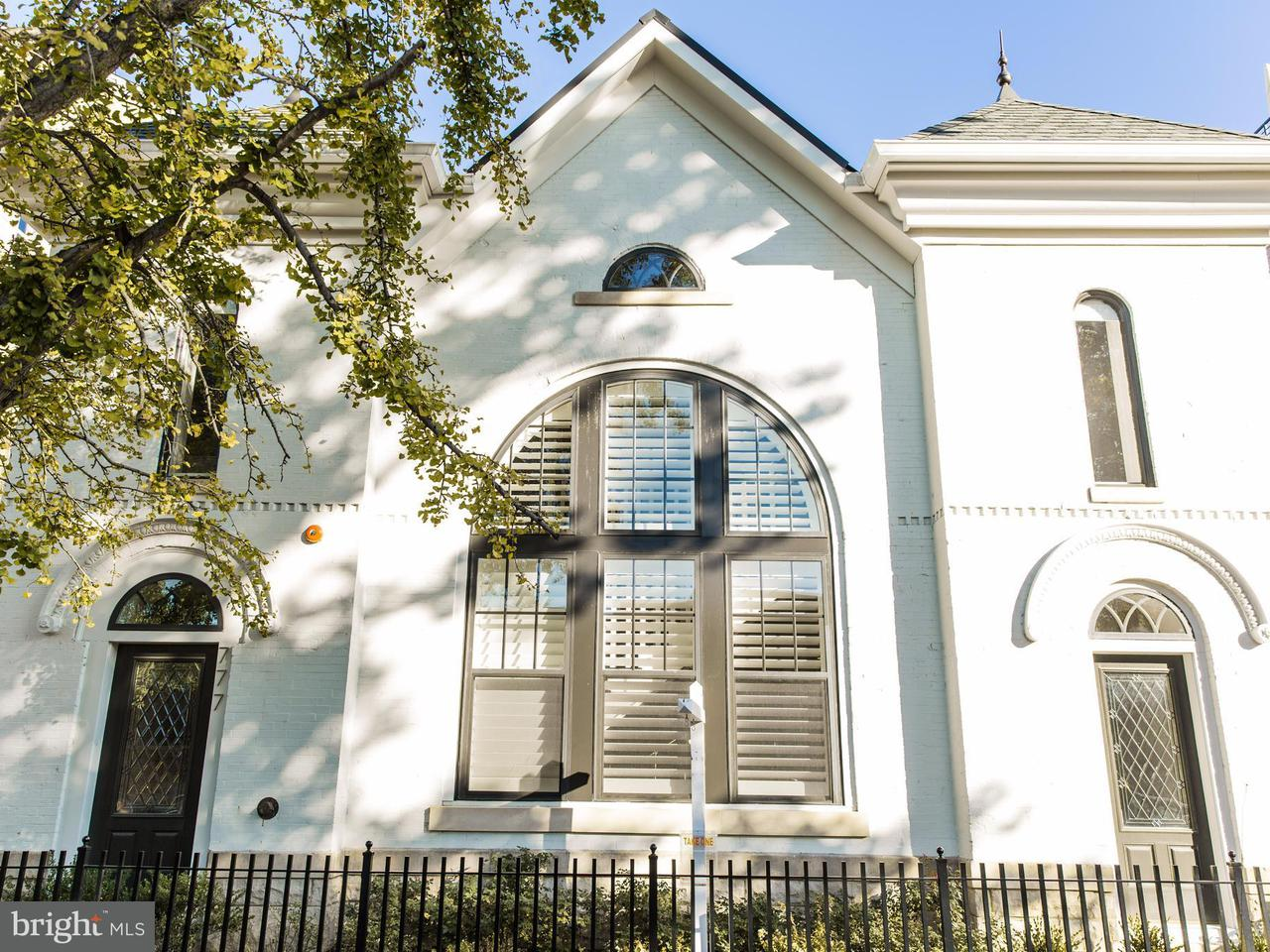 Single Family for Sale at 777 Morton St NW ##1a Washington, District Of Columbia 20010 United States