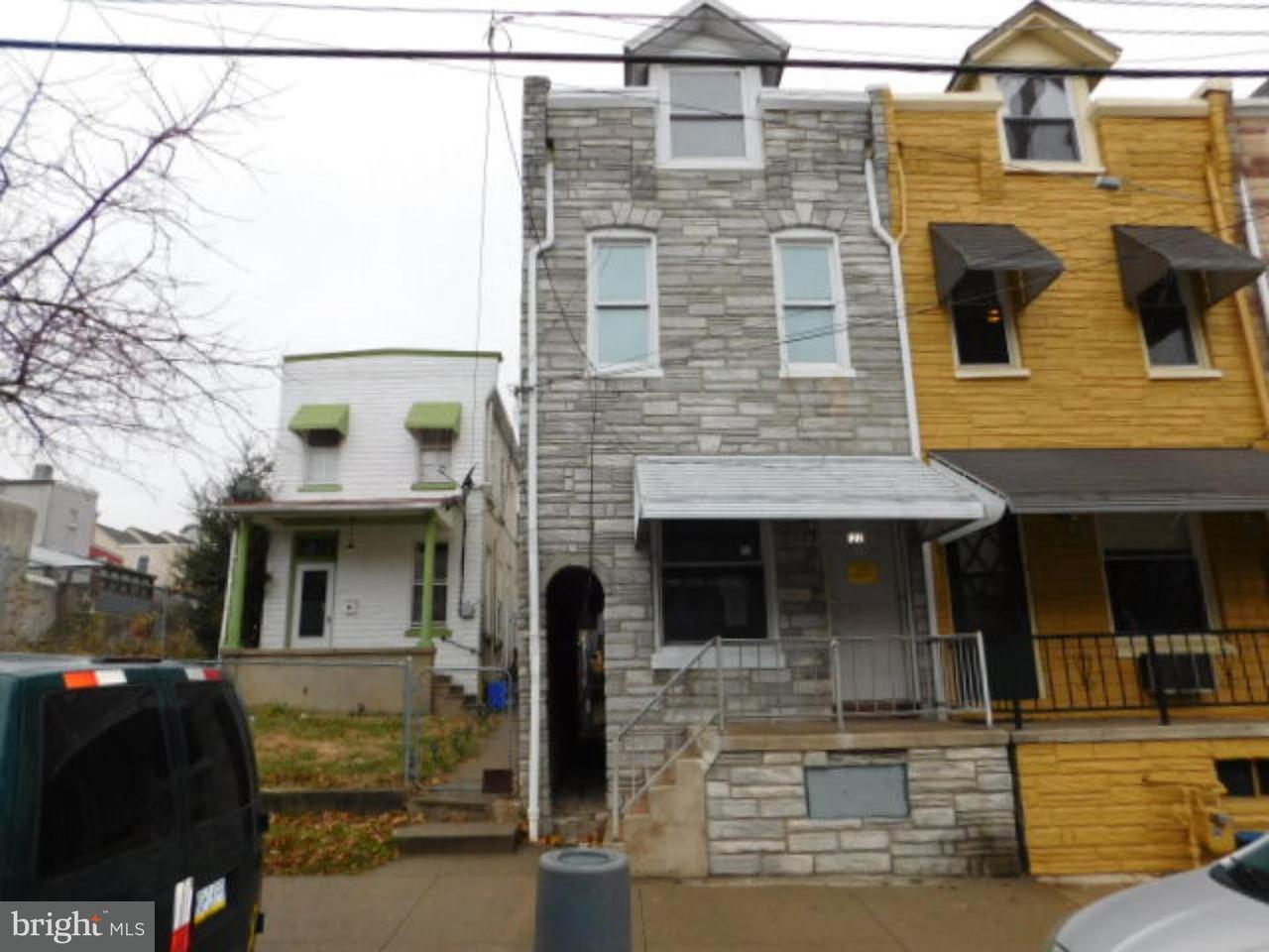 Таунхаус для того Продажа на 122 S 2ND Avenue West Reading, Пенсильвания 19611 Соединенные Штаты