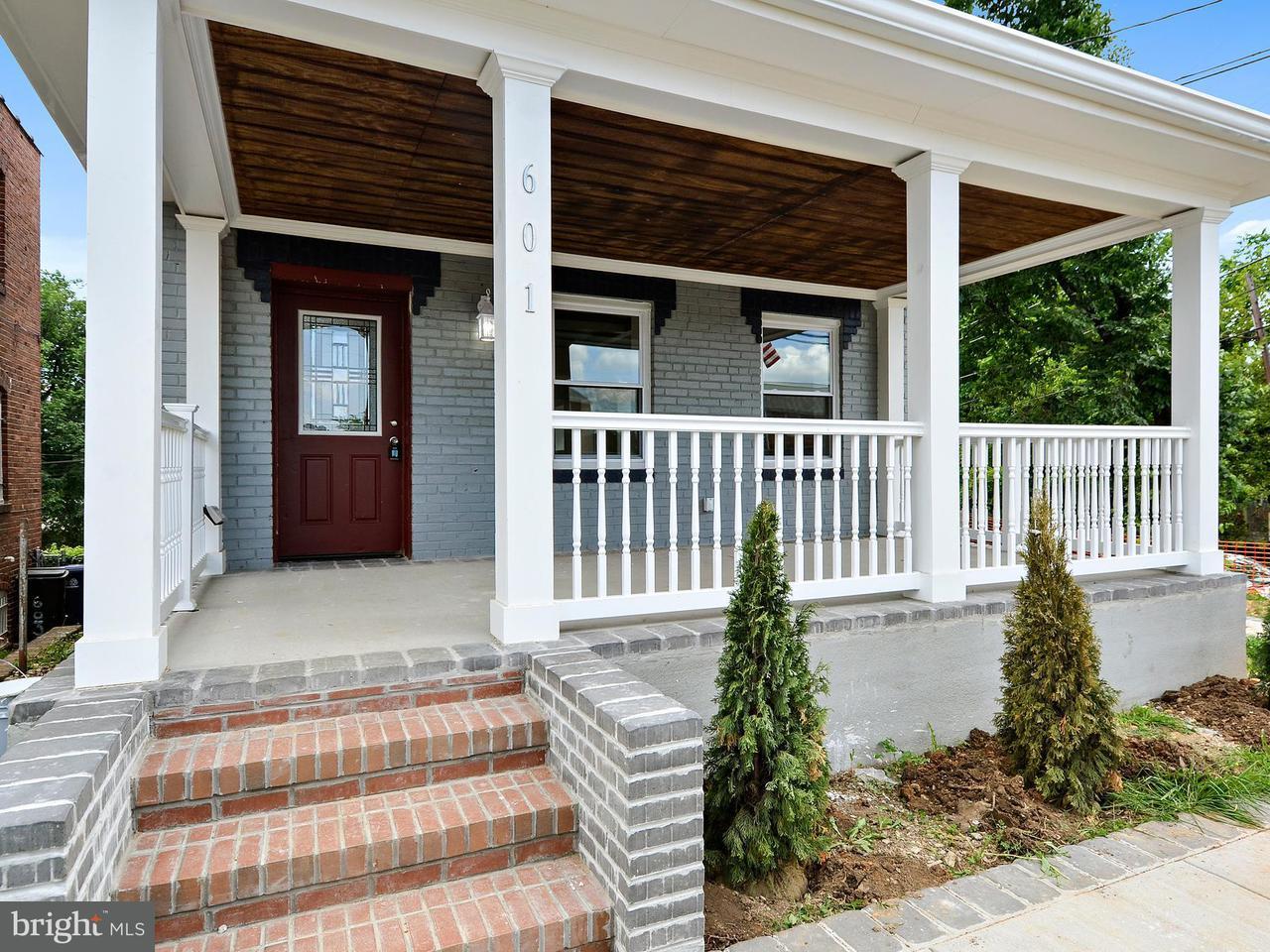 Single Family Home for Sale at 601 Atlantic St Se 601 Atlantic St Se Washington, District Of Columbia 20032 United States