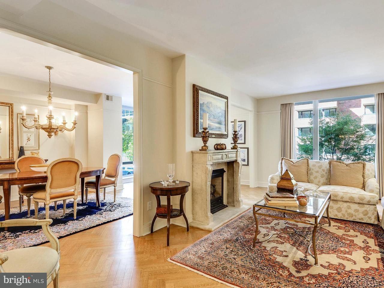 Condominium for Sale at 1155 23rd St NW #2e Washington, District Of Columbia 20037 United States