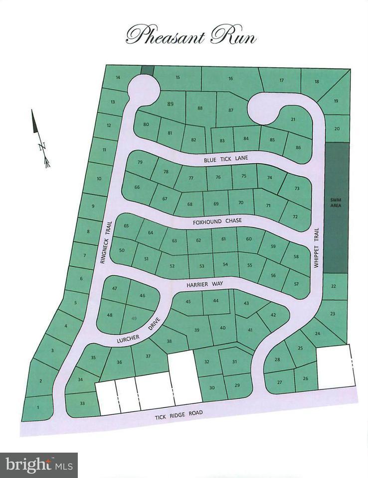 Additional photo for property listing at Lot #41 Whippet Trail  Waynesboro, Pennsylvania 17268 United States