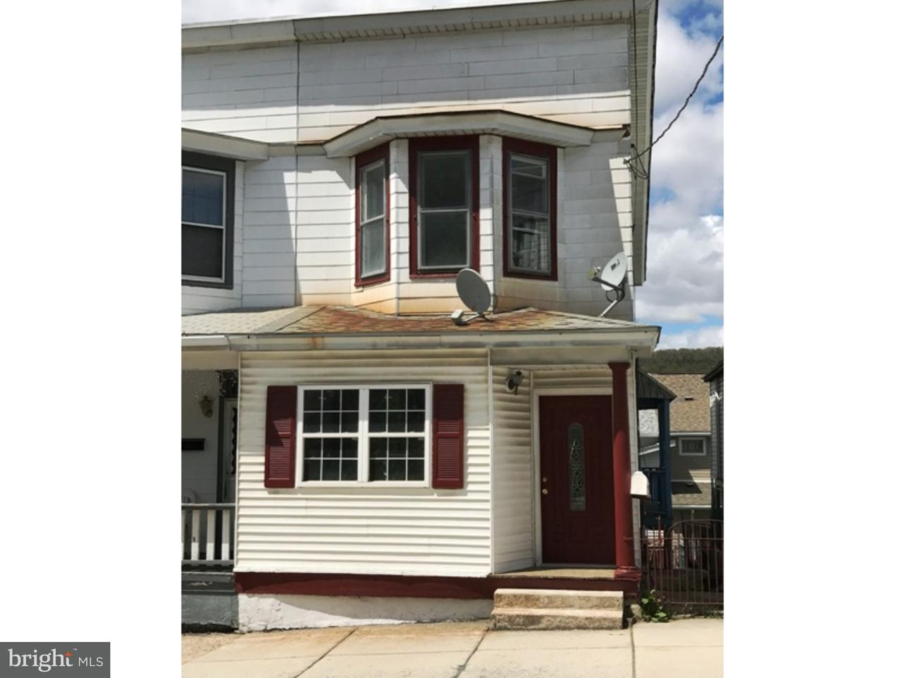 Townhouse for Sale at 511 E BERTSCH Street Lansford, Pennsylvania 18232 United States
