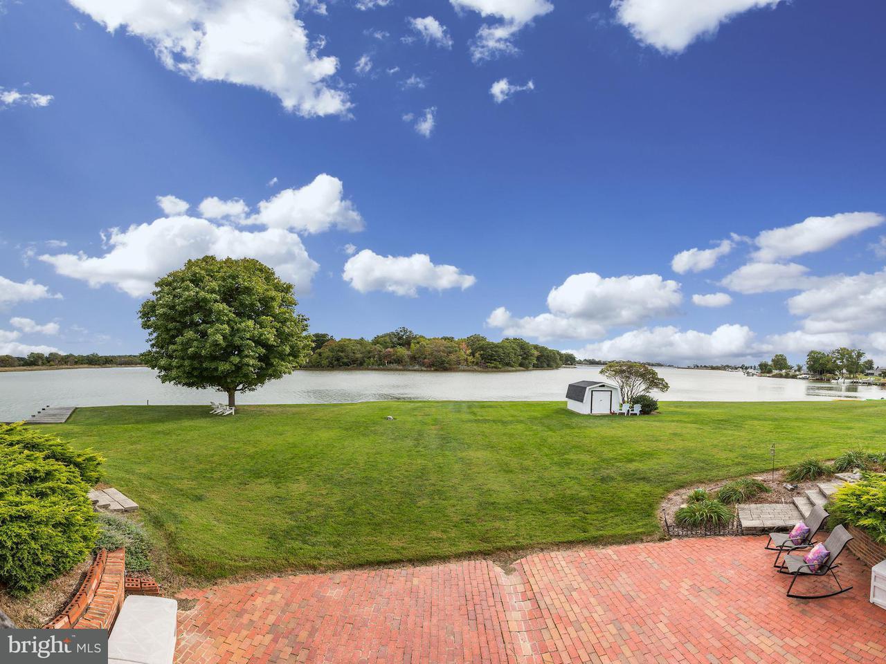 Частный односемейный дом для того Продажа на 125 CONGRESSIONAL Drive 125 CONGRESSIONAL Drive Stevensville, Мэриленд 21666 Соединенные Штаты