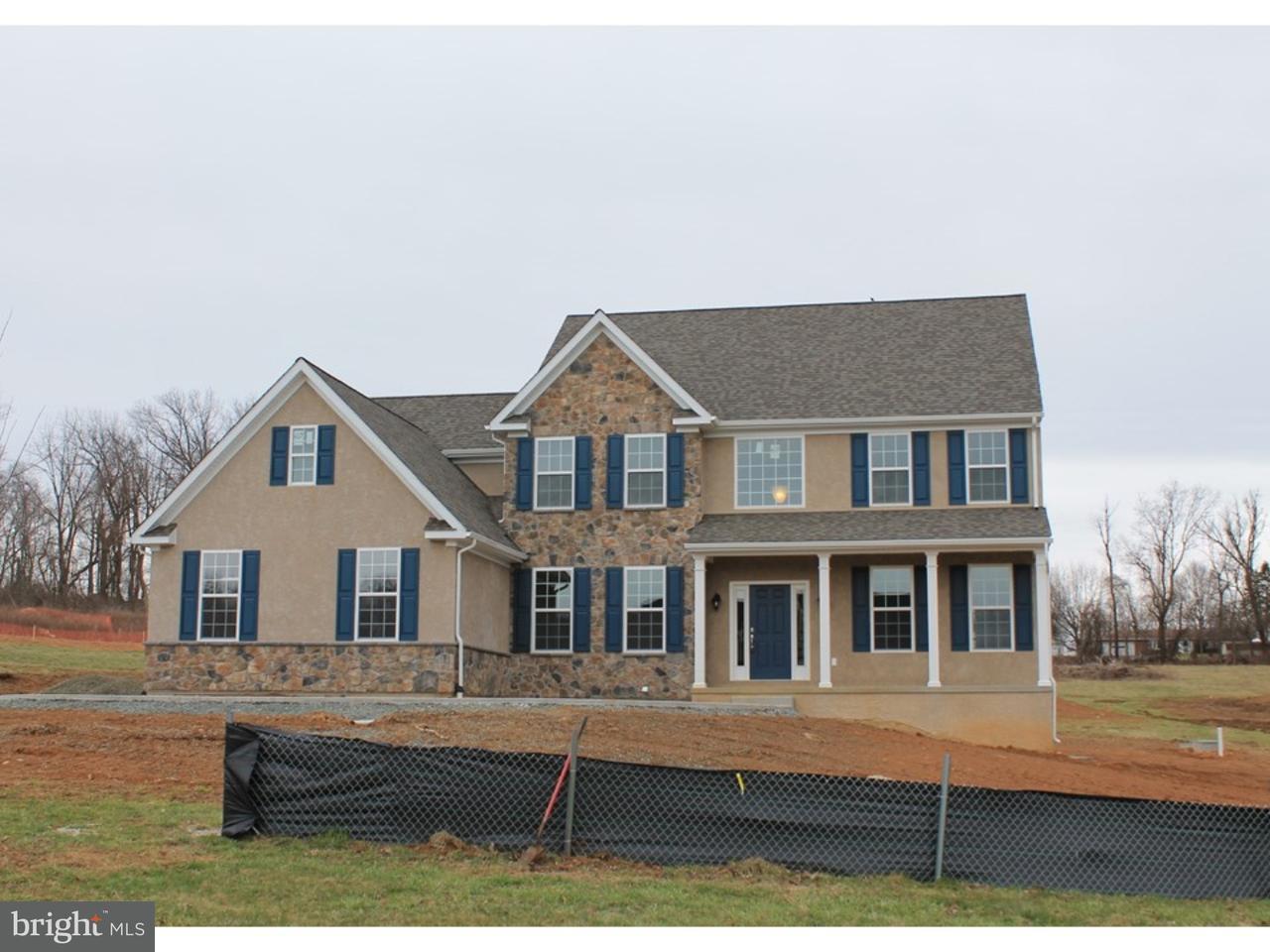 Частный односемейный дом для того Продажа на 5788 TRANQUIL Lane Emmaus, Пенсильвания 18049 Соединенные Штаты