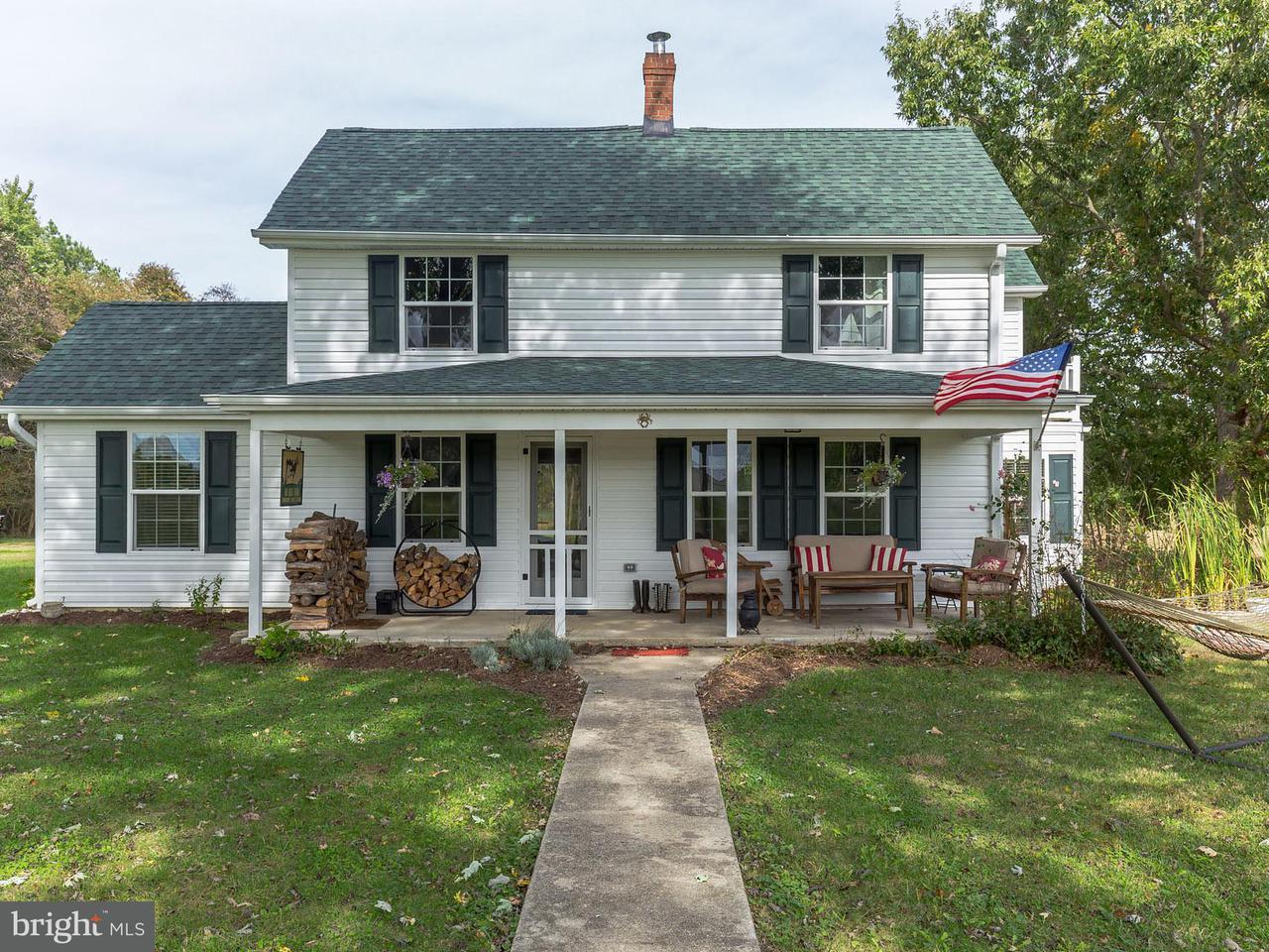 Maison unifamiliale pour l Vente à 48826 FOX HARBOR Road 48826 FOX HARBOR Road Ridge, Maryland 20680 États-Unis