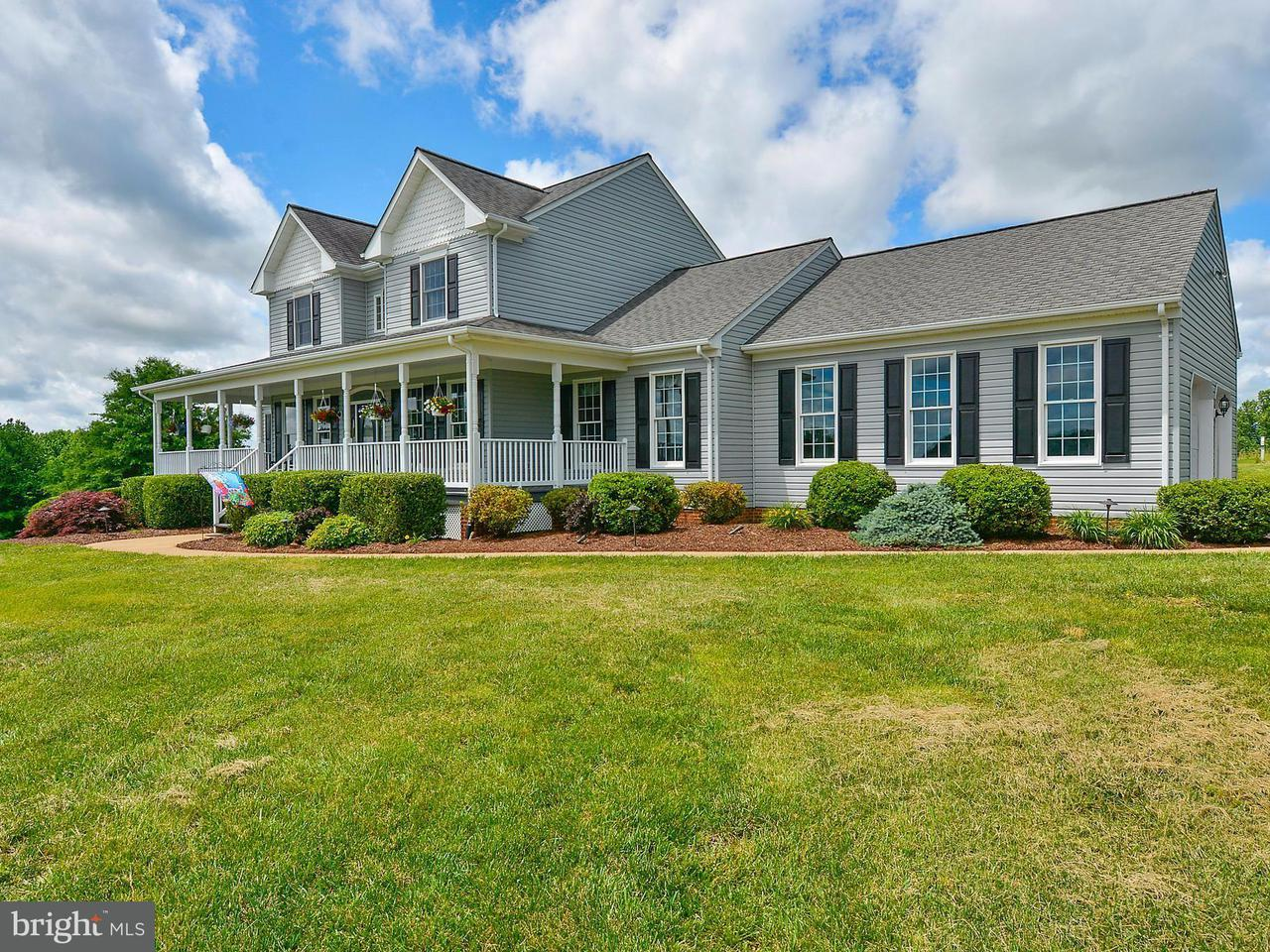 농장 용 매매 에 2691 LILLARDS FORD Road 2691 LILLARDS FORD Road Brightwood, 버지니아 22715 미국