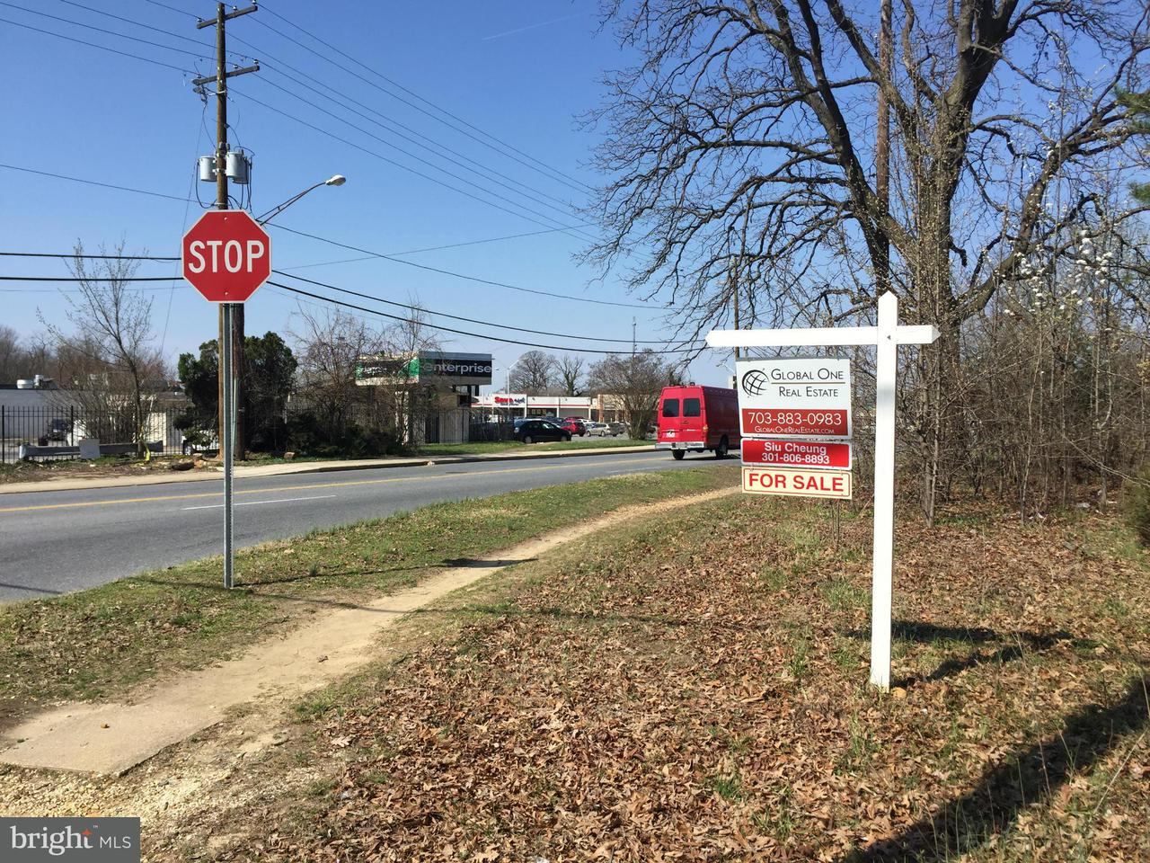 Land for Sale at BOCK Road BOCK Road Oxon Hill, Maryland 20745 United States