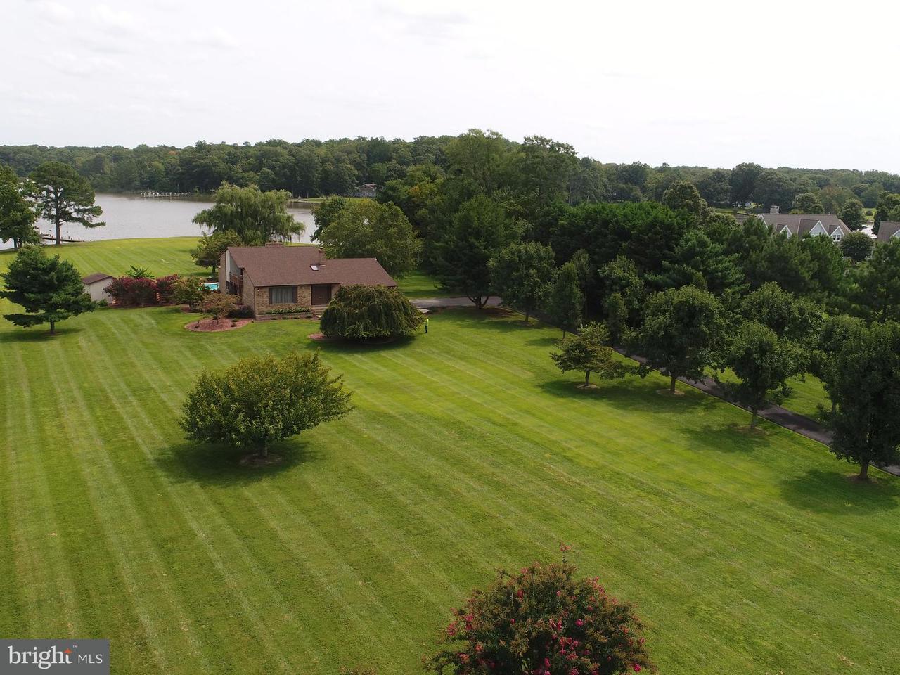 Частный односемейный дом для того Продажа на 609 PROSPECT BAY DR E 609 PROSPECT BAY DR E Grasonville, Мэриленд 21638 Соединенные Штаты
