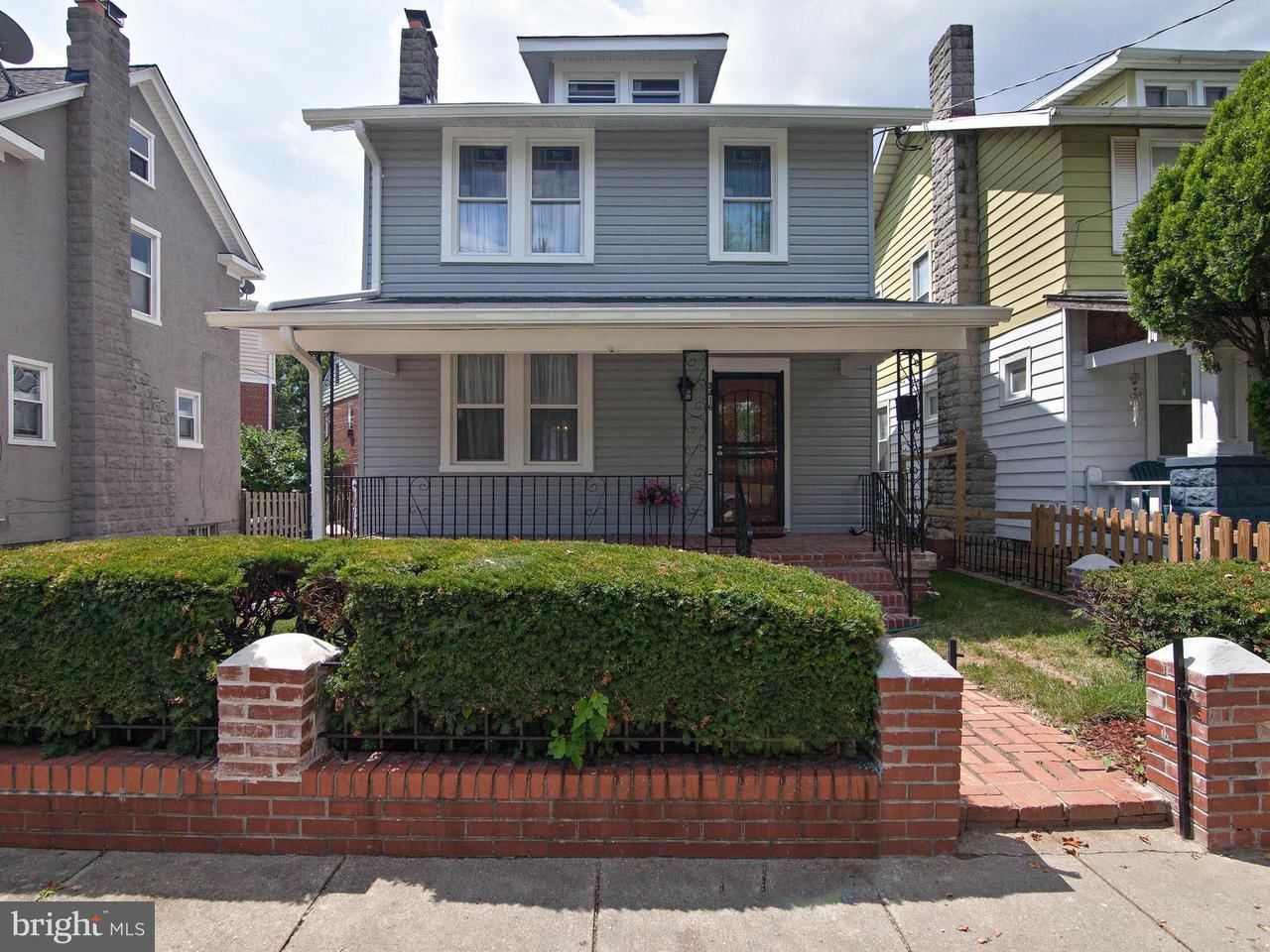 獨棟家庭住宅 為 出售 在 3416 24TH ST NE 3416 24TH ST NE Washington, 哥倫比亞特區 20018 美國