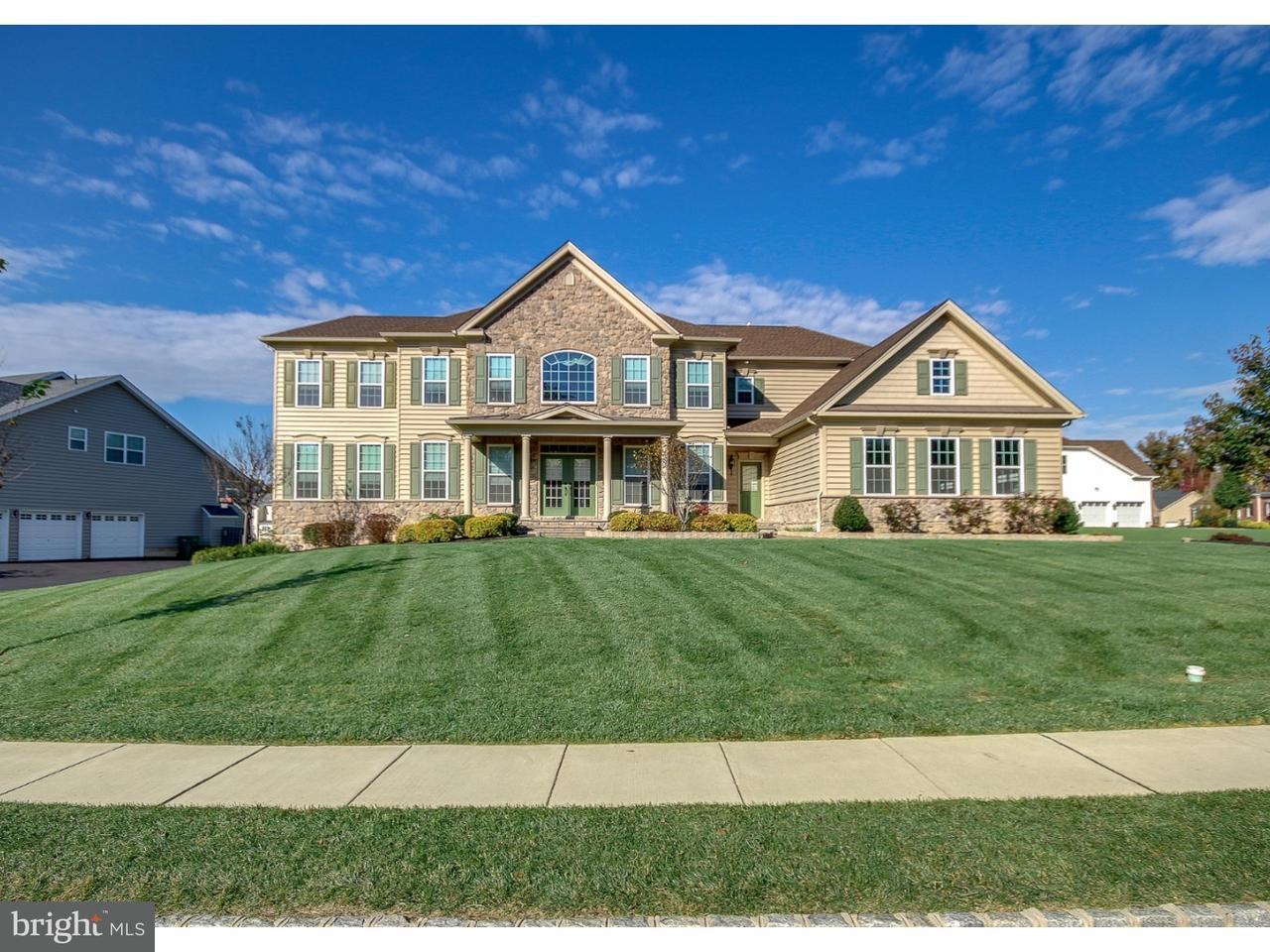 Частный односемейный дом для того Продажа на 710 RUSSELLS WAY Warrington, Пенсильвания 18976 Соединенные Штаты