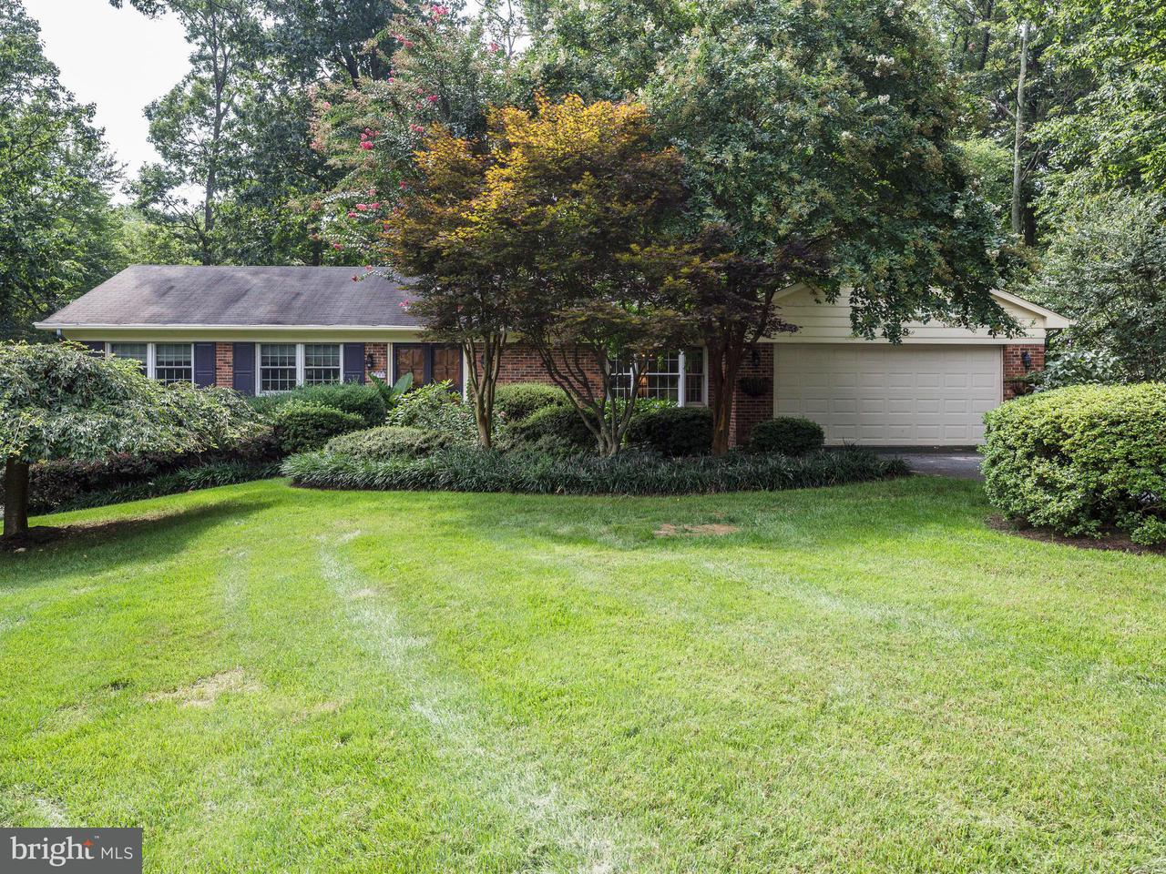 Single Family Home for Sale at 3388 HICKORY HILLS Drive 3388 HICKORY HILLS Drive Oakton, Virginia 22124 United States