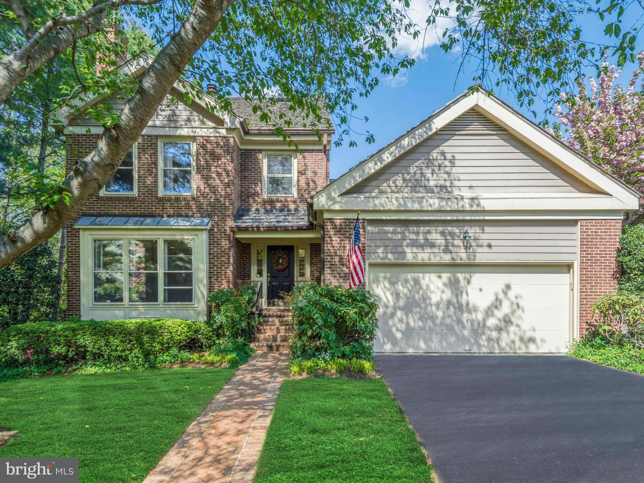 Townhouse for Sale at 7256 EVANS MILL Road 7256 EVANS MILL Road McLean, Virginia 22101 United States