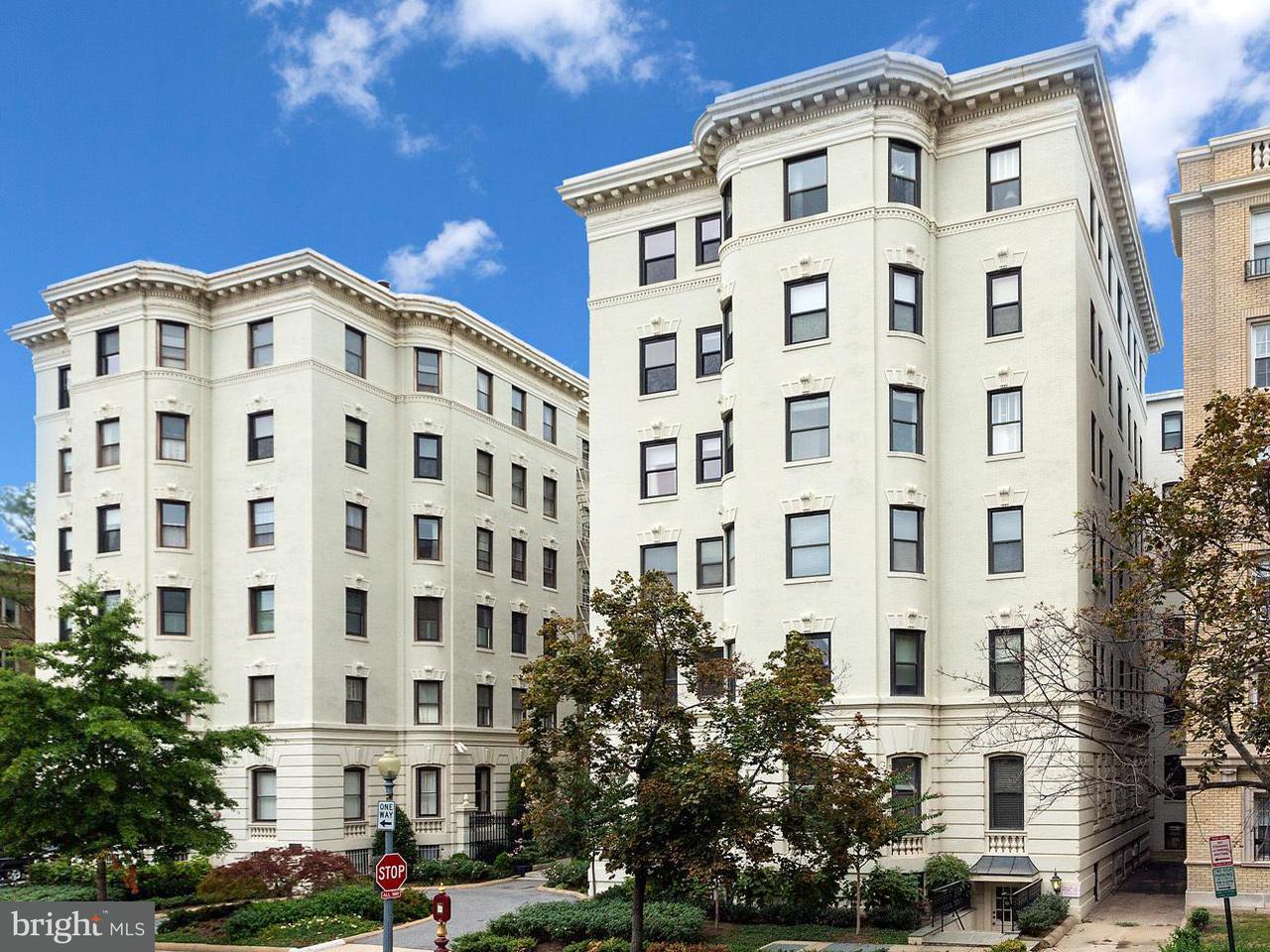 Condominium for Rent at 2153 California St NW #404 Washington, District Of Columbia 20008 United States