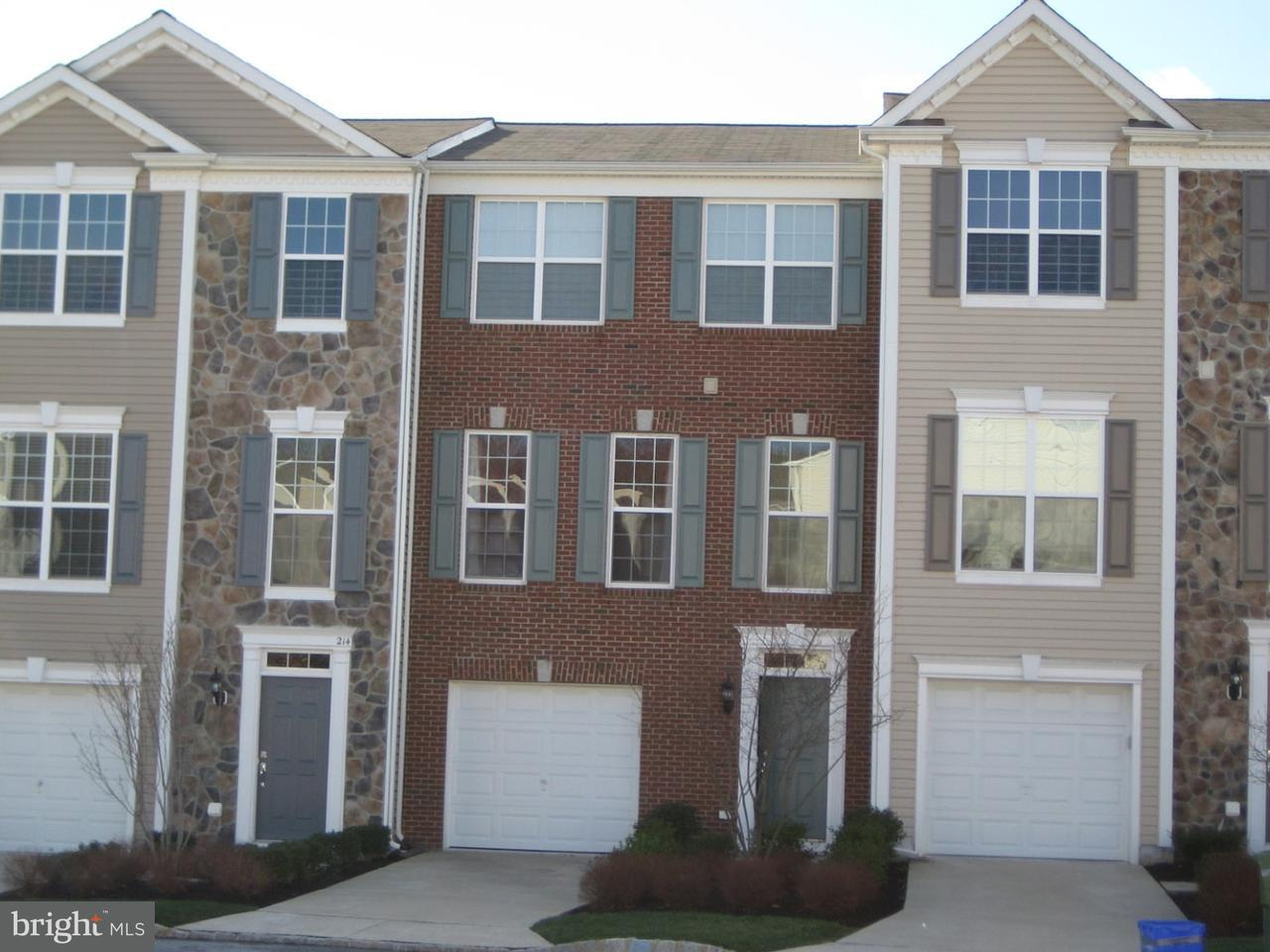 Townhouse for Rent at 216 BAXTER Drive Phoenixville, Pennsylvania 19460 United States