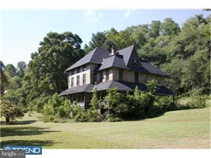 Casa Unifamiliar por un Venta en 1491 EASTON Road Durham, Pennsylvania 18930 Estados Unidos
