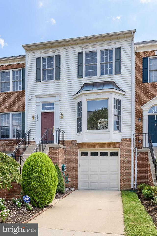 Townhouse for Sale at 6298 LEVI Court 6298 LEVI Court Springfield, Virginia 22150 United States