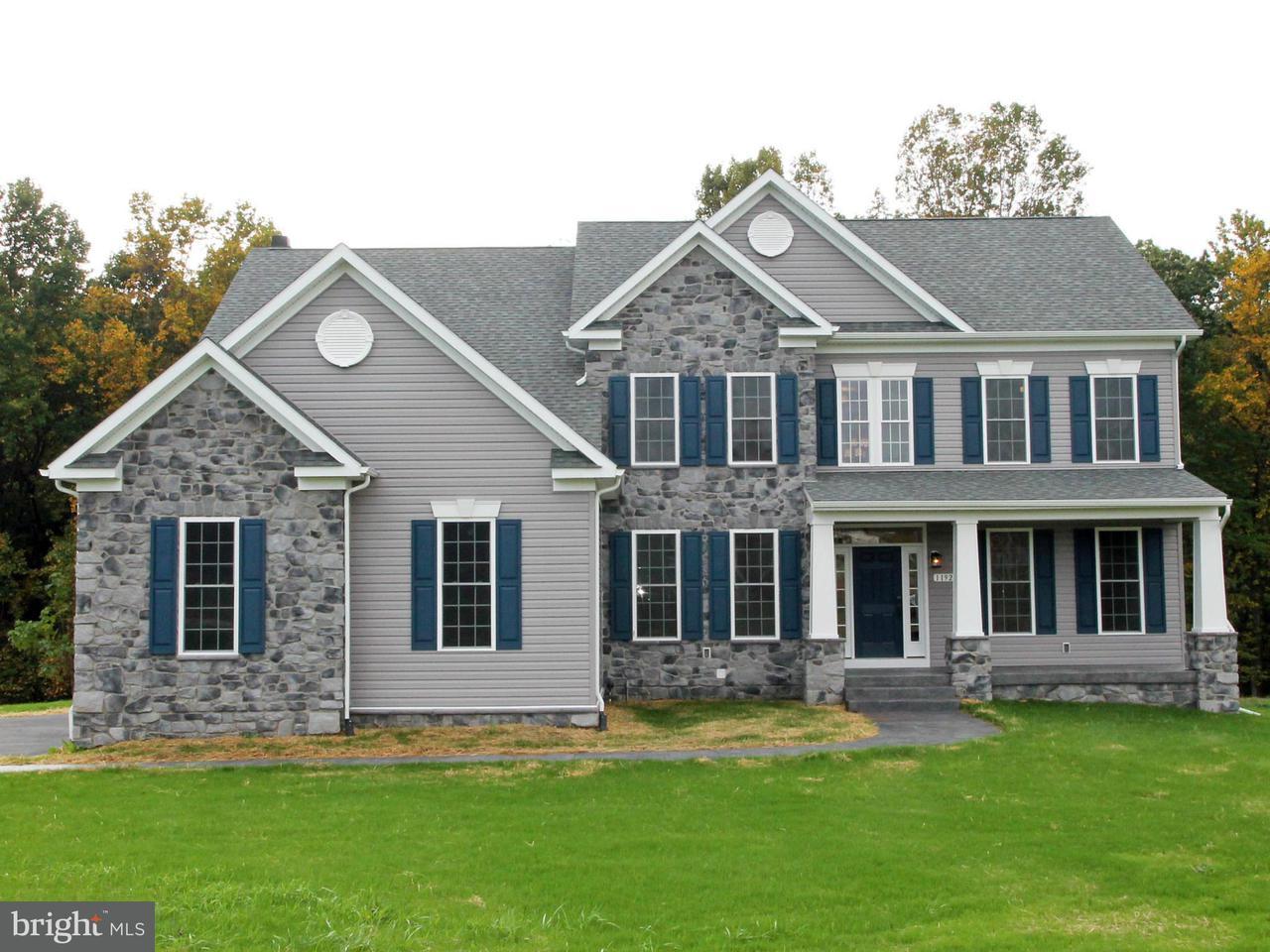 Casa Unifamiliar por un Venta en 2341 WALNUT SPRINGS Court 2341 WALNUT SPRINGS Court White Hall, Maryland 21161 Estados Unidos