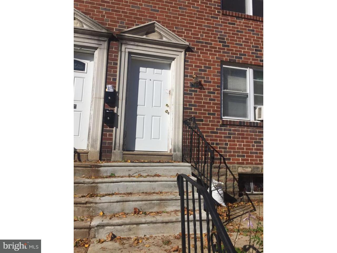 Dúplex por un Venta en 6308 N 8TH Street Philadelphia, Pennsylvania 19126 Estados Unidos