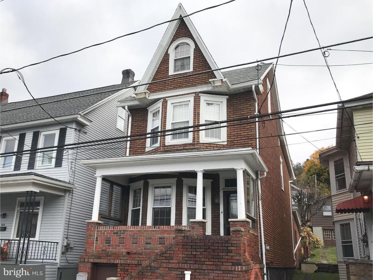 Casa Unifamiliar por un Venta en 406 W BERTSCH Street Lansford, Pennsylvania 18232 Estados Unidos