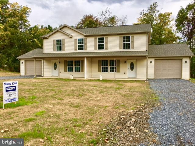 Single Family for Sale at 18 Grist Mill Dr Mont Alto, Pennsylvania 17237 United States
