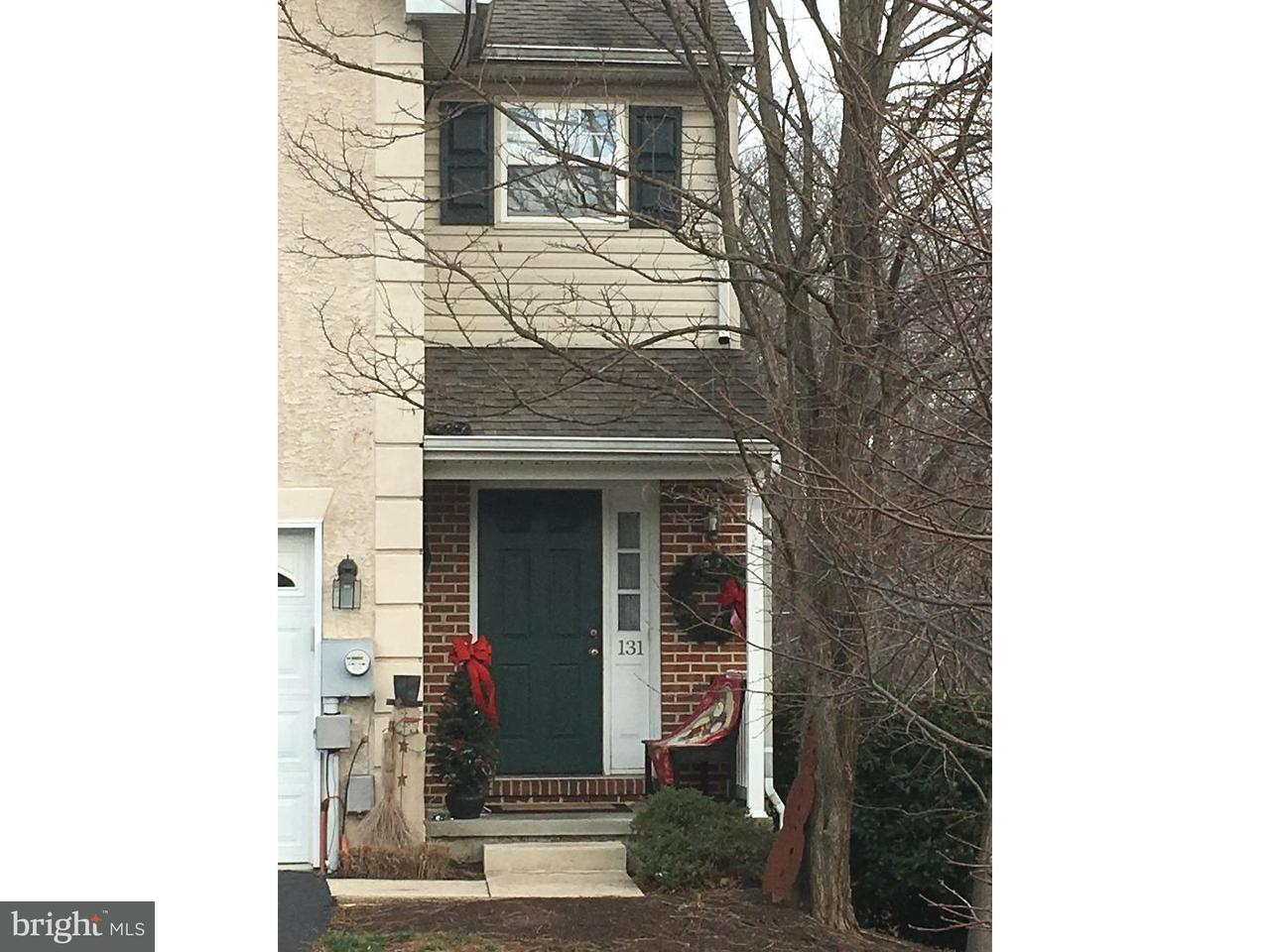 Townhouse for Rent at 131 FAIRWAY Drive Collegeville, Pennsylvania 19426 United States