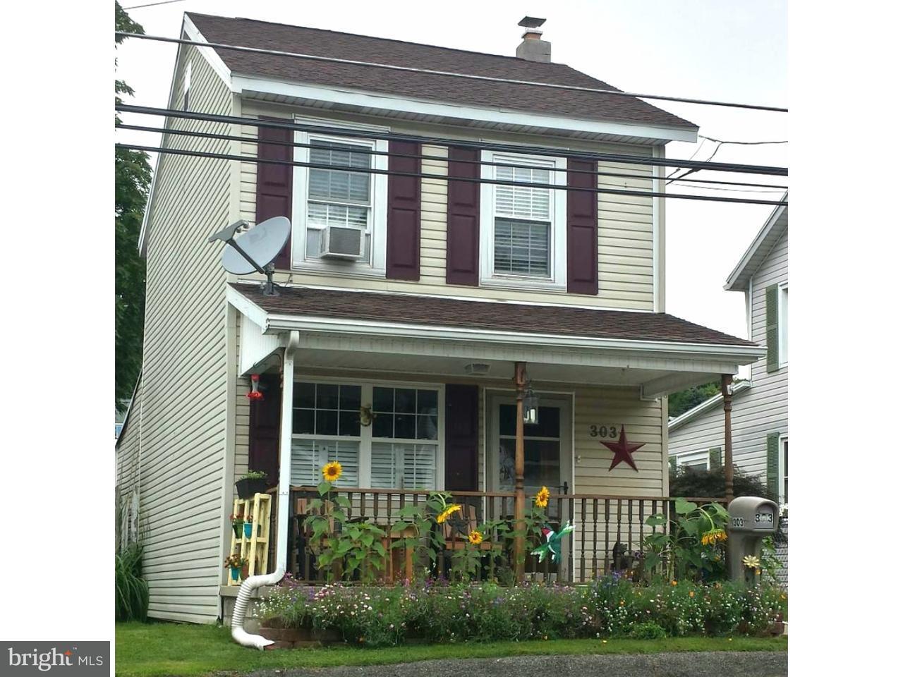 Частный односемейный дом для того Продажа на 303 ROOSEVELT Drive Mahanoy City, Пенсильвания 17948 Соединенные Штаты