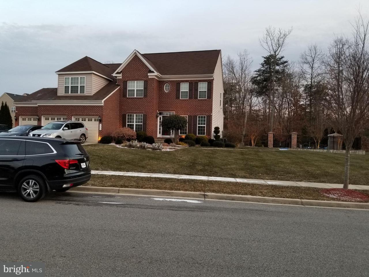 Частный односемейный дом для того Продажа на 6507 CHATHAM PARK Drive 6507 CHATHAM PARK Drive Brandywine, Мэриленд 20613 Соединенные Штаты