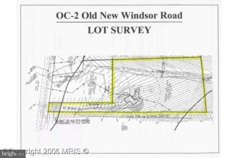 Land for Sale at Oc2 Old New Windsor Rd Westminster, Maryland 21157 United States