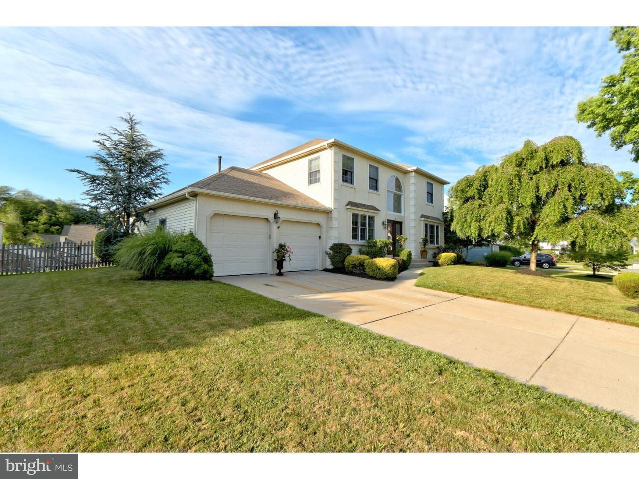 Maison unifamiliale pour l Vente à 31 WASHINGTON Drive Evesham, New Jersey 08053 États-Unis