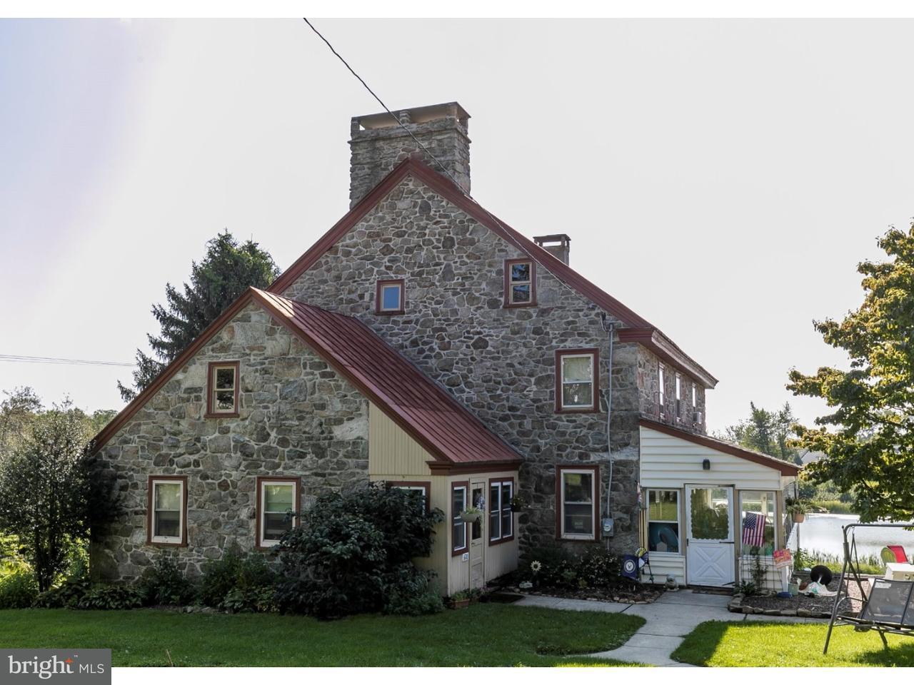 Granja por un Venta en 670 BIRCHRUN Road Chester Springs, Pennsylvania 19425 Estados Unidos