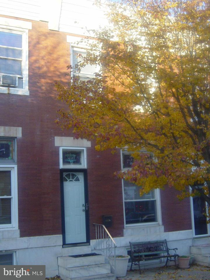 Single Family for Sale at 3810 Hudson St Baltimore, Maryland 21224 United States
