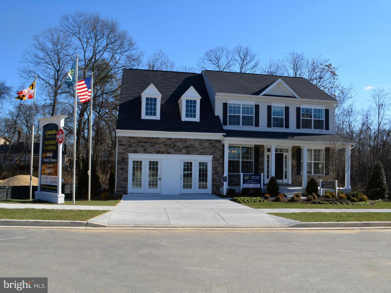 Maison unifamiliale pour l Vente à 12908 STEAM MILL FARM Drive 12908 STEAM MILL FARM Drive Brandywine, Maryland 20613 États-Unis