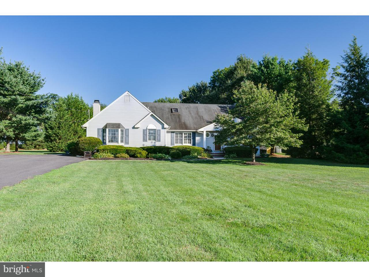Single Family Home for Sale at 891 MONMOUTH Road Cream Ridge, New Jersey 08514 United States