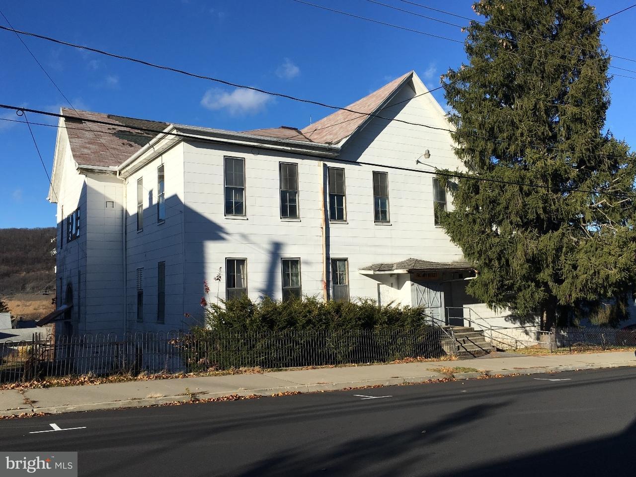 Casa Unifamiliar por un Venta en 155 E PHILLIPS Street Coaldale, Pennsylvania 18218 Estados Unidos