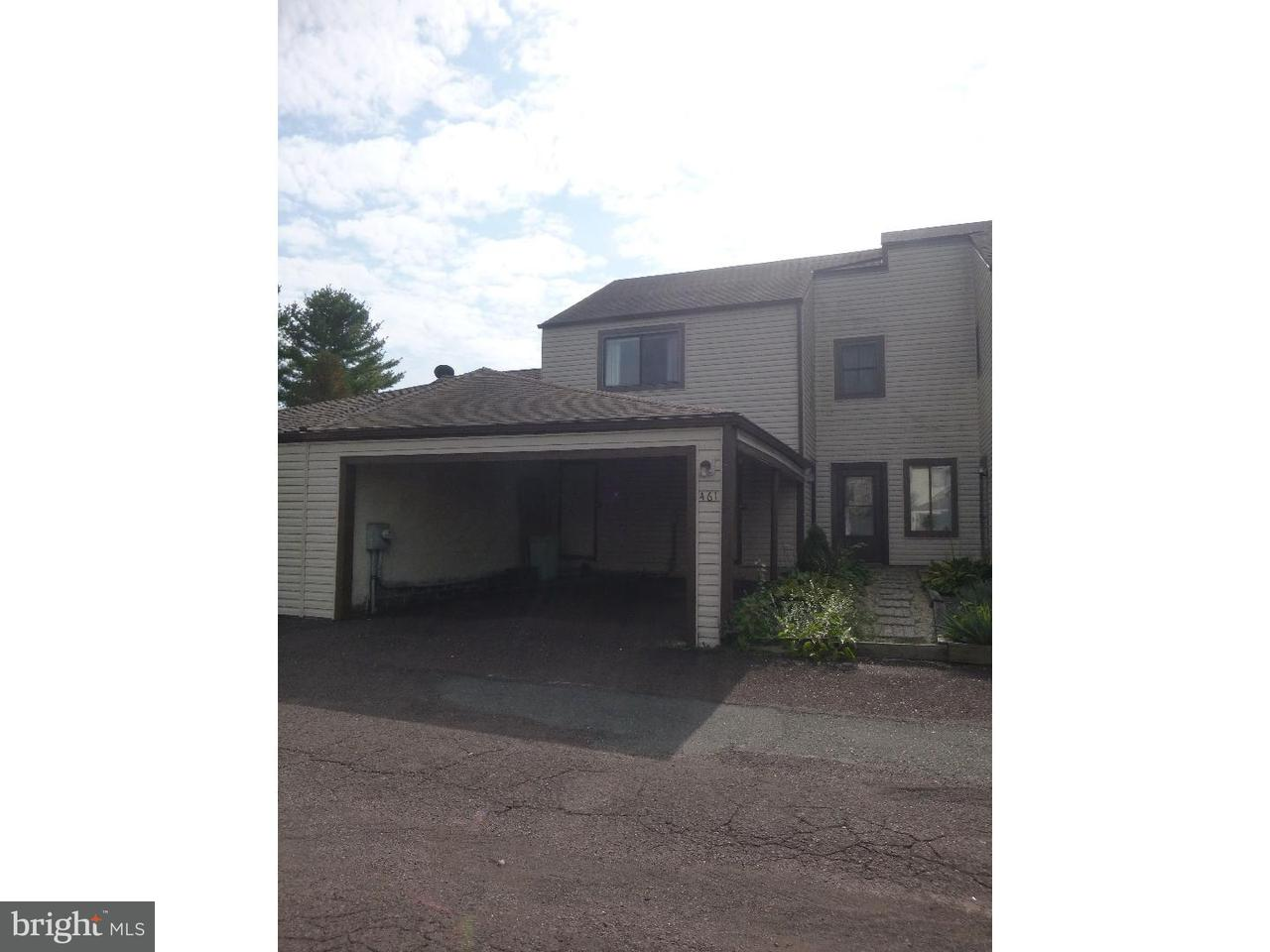 Townhouse for Rent at 461 BRIDGE Street Collegeville, Pennsylvania 19426 United States