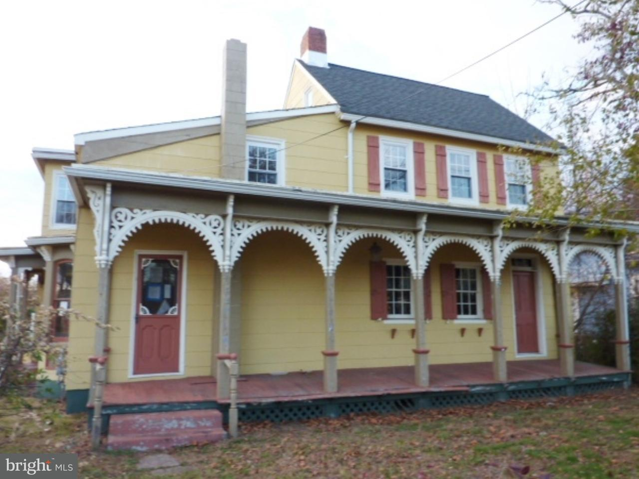Single Family Home for Sale at 623 MAIN Street Leesburg, New Jersey 08327 United States