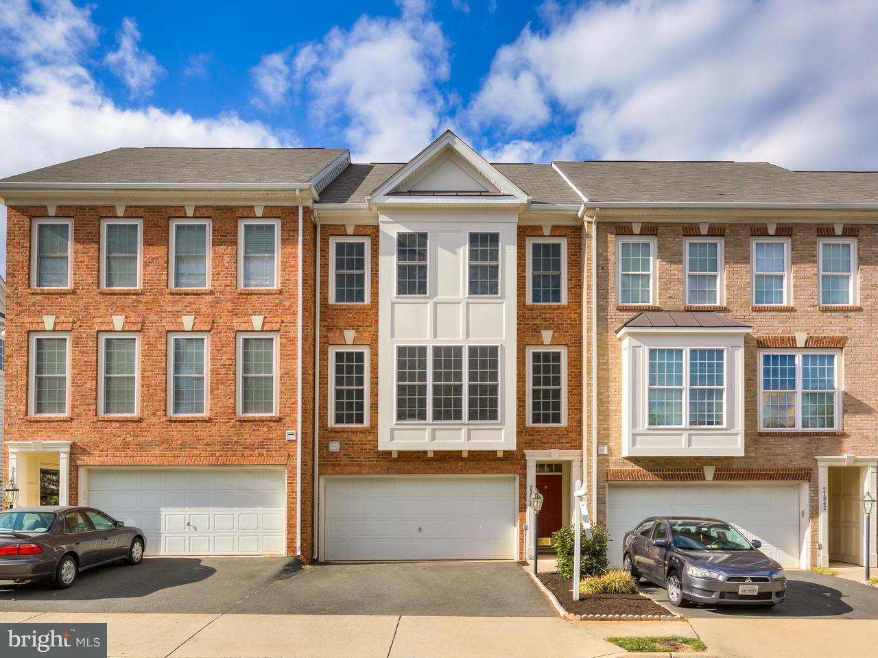 Townhouse for Sale at 21840 LADYSLIPPER SQ 21840 LADYSLIPPER SQ Ashburn, Virginia 20147 United States