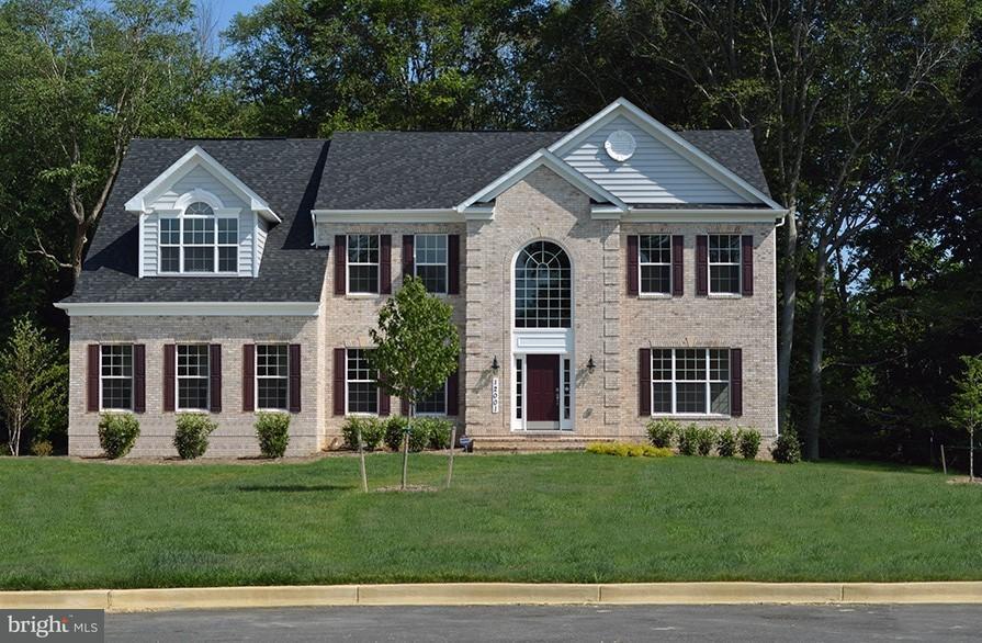 Maison unifamiliale pour l Vente à 14305 FOX CREEK Court 14305 FOX CREEK Court Cooksville, Maryland 21723 États-Unis