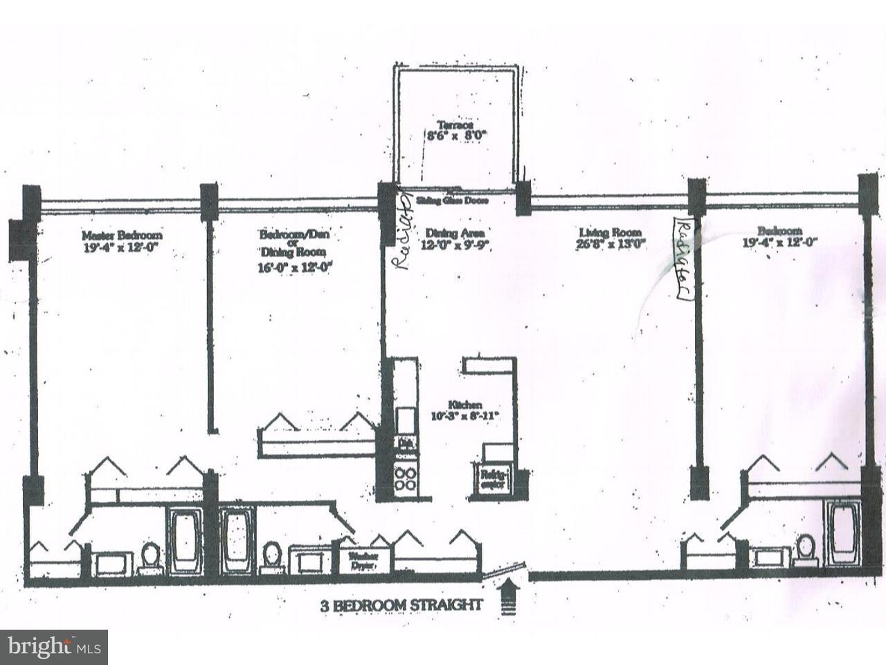 独户住宅 为 出租 在 1001 CITY AVE #ED1029 Wynnewood, 宾夕法尼亚州 19096 美国