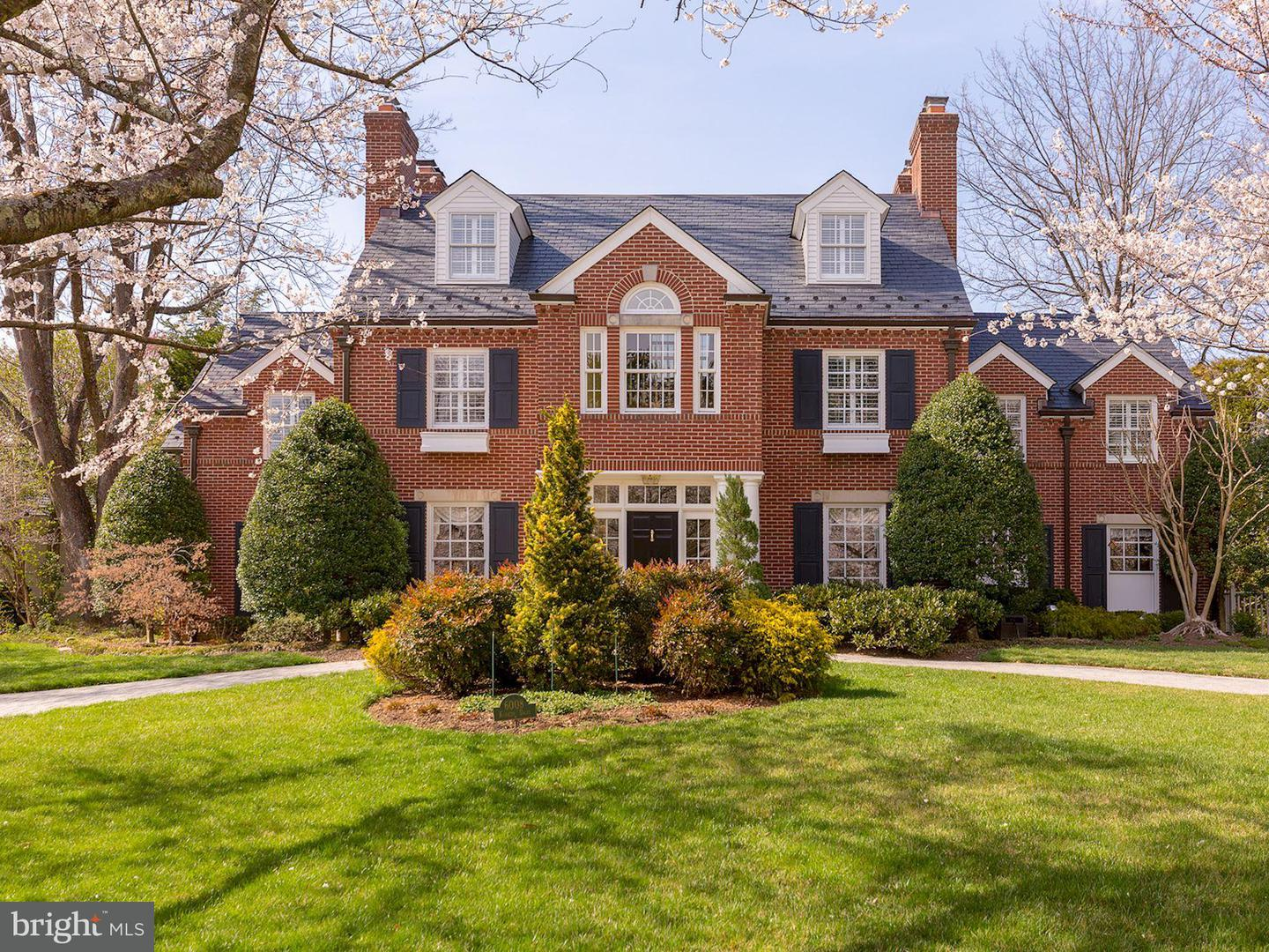Single Family for Sale at 6008 Kennedy Dr Chevy Chase, Maryland 20815 United States