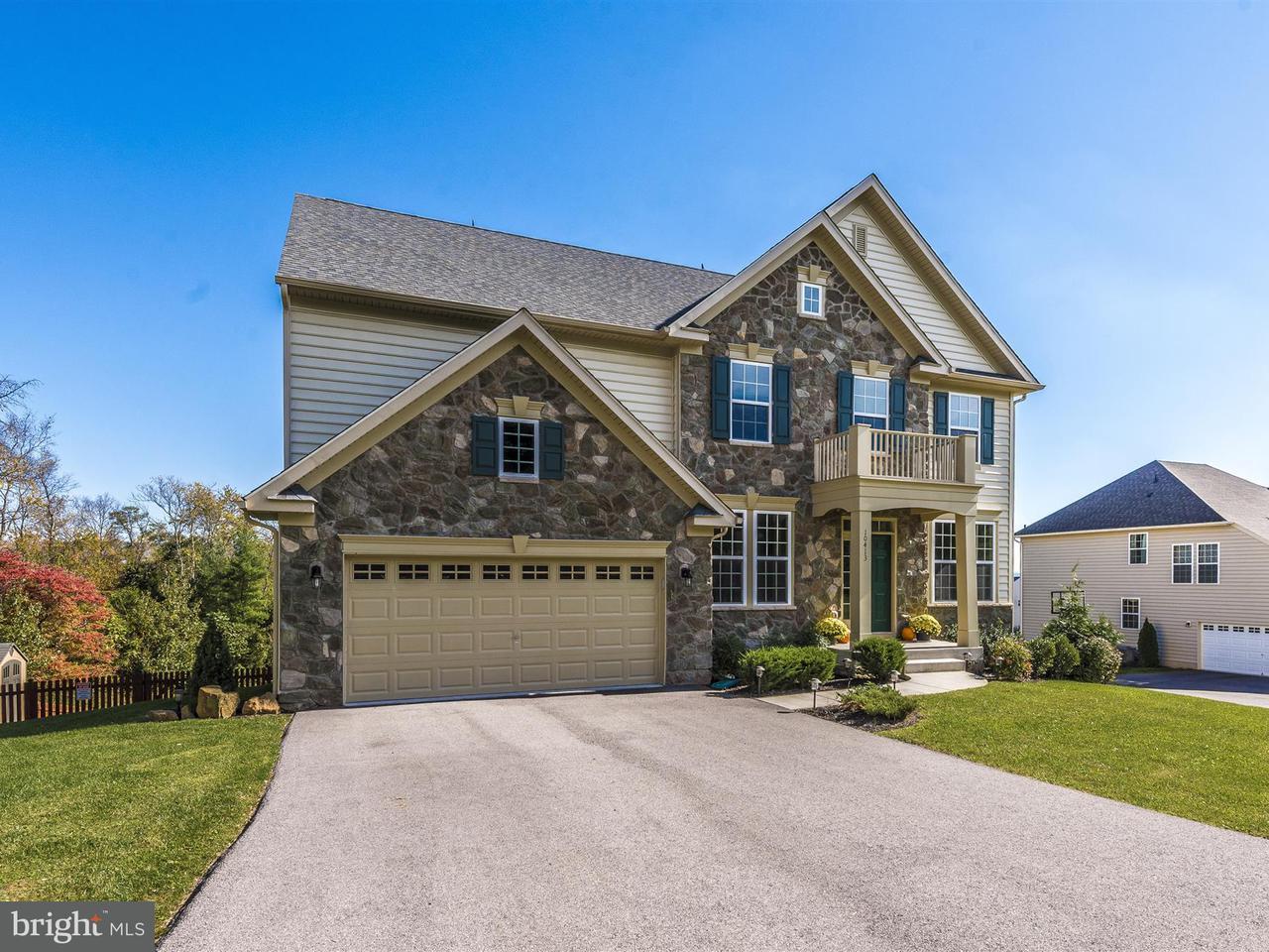 獨棟家庭住宅 為 出售 在 10413 Easterday Road 10413 Easterday Road Myersville, 馬里蘭州 21773 美國