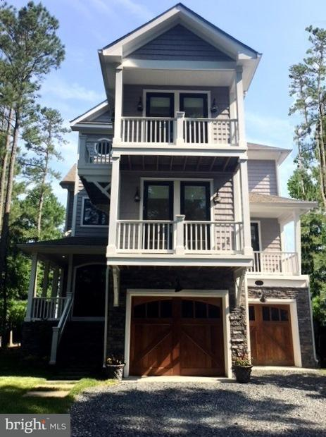 Single Family for Sale at 656 Bay Front Ave North Beach, Maryland 20714 United States