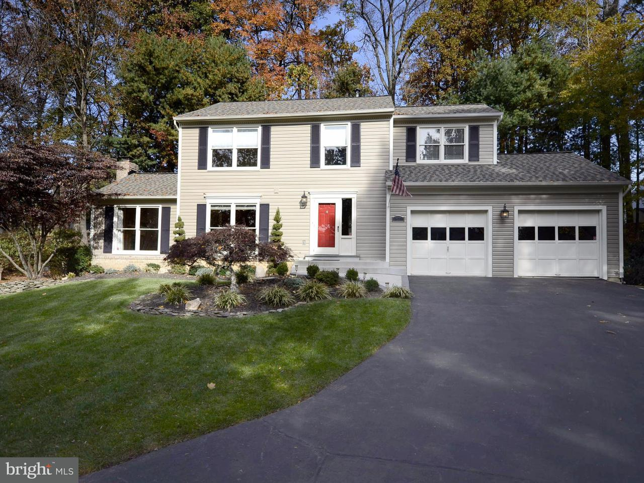 Single Family Home for Sale at 18405 SHADY VIEW Lane 18405 SHADY VIEW Lane Brookeville, Maryland 20833 United States