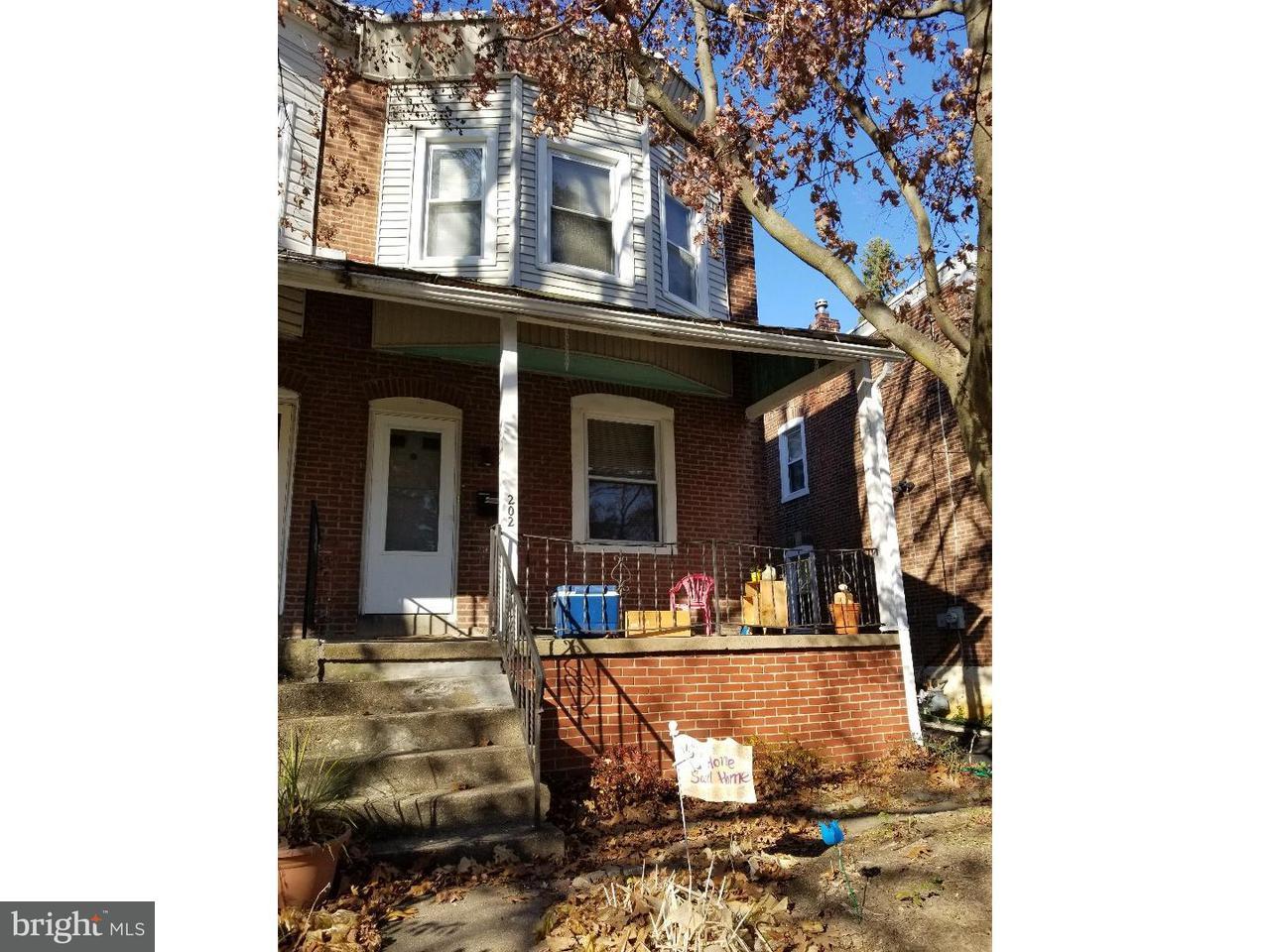 联栋屋 为 出租 在 202 OSCEOLA Avenue 埃尔金斯帕克, 宾夕法尼亚州 19027 美国