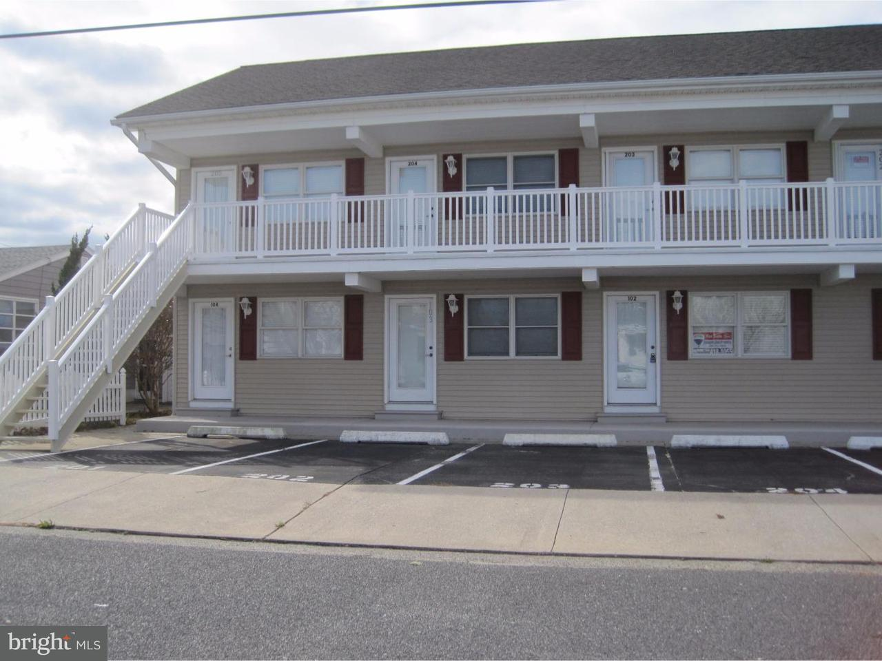 Condominium for Sale at 300 E SYRACUSE AVE #102 Wildwood Crest, New Jersey 08260 United States