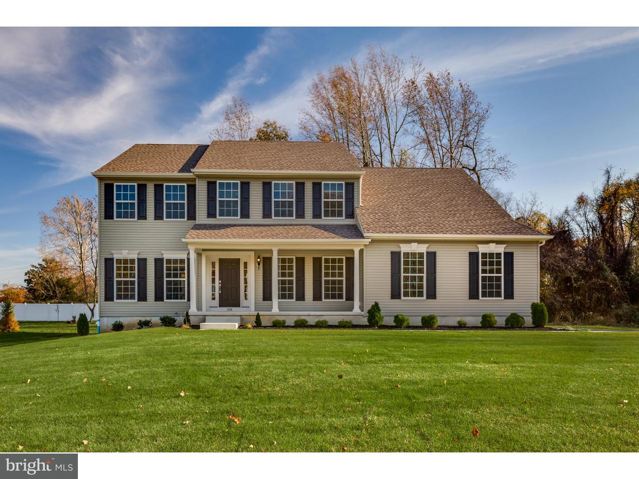 Single Family Home for Sale at 108 ROBERT BOTTO WAY Clarksboro, New Jersey 08020 United States